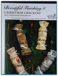 Beautiful Finishing 8 - Christmas Crackers Ornaments / Victoria Sampler