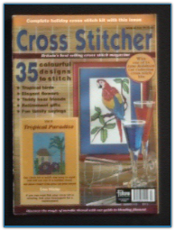 Jul 1994 / Cross Stitcher - British
