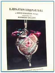 Karnation Krysmas Ball / Rainbow Gallery