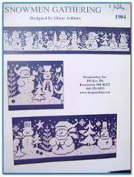 Snowmen Gathering / Imaginating