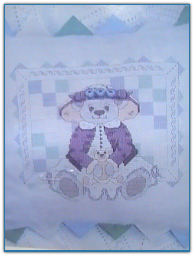 Grandmother Bear / Medeiros Needlecraft Design