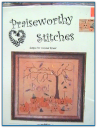 Midnight Fright / Praiseworthy Stitches