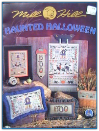 Haunted Halloween / Mill Hill Designs