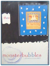 thee / monsterbubbles
