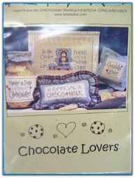 Chocolate Lovers / Lizzie Kate