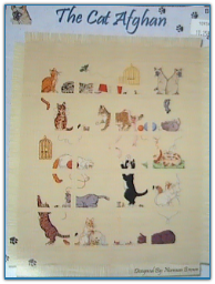 The Cat Afghan / Graphworks