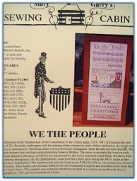 We the People / Mary Garry's Sewing Cabin