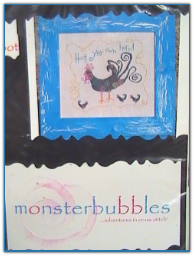 hoot / monsterbubbles