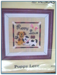 Puppy Love / Brittercup Designs