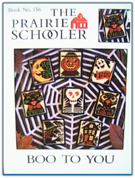 Boo To You / Prairie Schooler