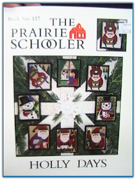 Holly Days / Prairie Schooler