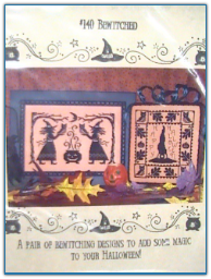 Bewitched / Waxing Moon Designs