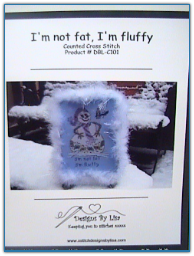 I'm not fat, I'm fluffy / Designs by Lisa