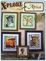 X-plore Africa / Jeanette Crews Designs