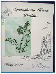 Whispy Fower / Springberry Kreek Designs