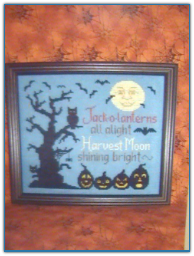 All Hallows Eve / Waxing Moon Designs