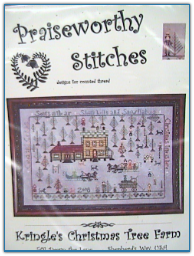Kringle's Christmas Tree Farm / Praiseworthy Stitches