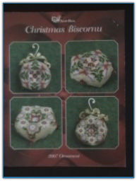 Christmas Biscornu / Just Nan