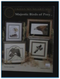 Majestic Birds of Prey / Cross My Heart