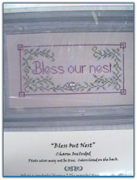 Bless Our Nest / handblessings
