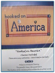 Hooked on America / handblessings