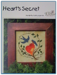 Heart's Secret / Victoria Sampler
