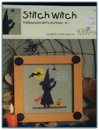 Stitch Witch / Victoria Sampler