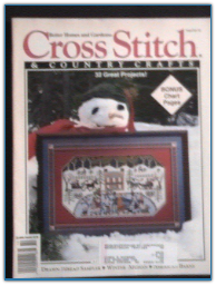 Sep / Oct 1992 / Cross Stitch and Country Crafts