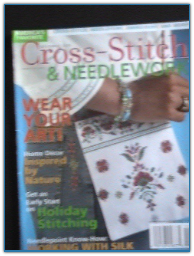 Nov 2006 / Cross Stitch & Needlework
