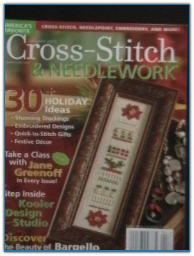 Jan 2007 / Cross Stitch & Needlework