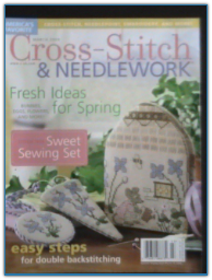 Mar 2009 / Cross Stitch & Needlework