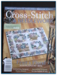 Jul 2006 / Cross Stitch & Needlework