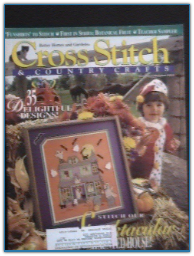 Sep / Oct 1993 / Cross Stitch and Country Crafts
