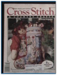 Jul / Aug 1992 / Cross Stitch and Country Crafts