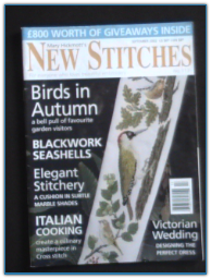 Issue 113 New Stitches