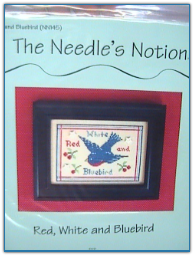 Red, White and Bluebird / Needle's Notion