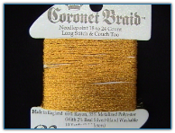 Coronet Braid 8 and 16