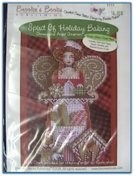 Spirit of Holiday Baking / Brookes Books