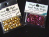 Bugle & Pebble Beads