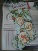 Christmas Stockings - Cross Stitch