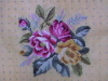 Pre-Worked Needlepoint Canvases